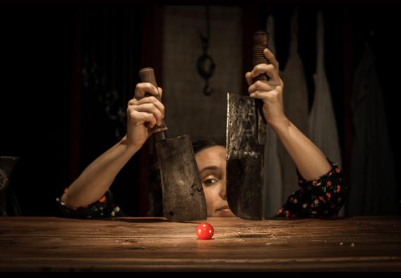 Confession d'une femme hâchée cie Nanoua photo