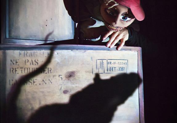 L'écho souterrain cie Des fourmis dans la lanterne photo
