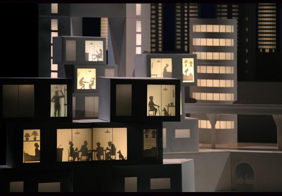 Les Somnambules - Compagnie Les Ombres portées - #BIAM2017