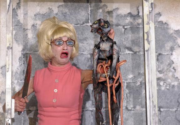 Sweet Home Théâtre La Licorne au Mouffetard - Théâtre des arts de la marionnette